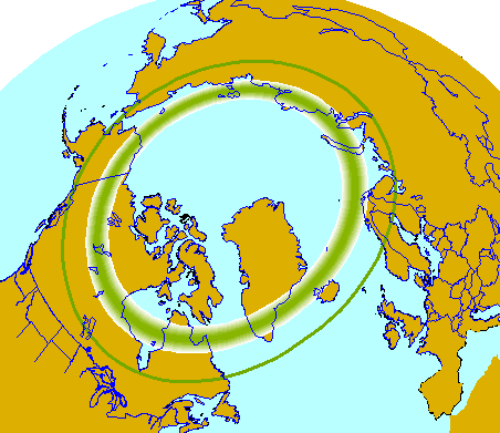 Aurora Oval - Aurora Forecast - www.rawjet.com/?aurora-forecast