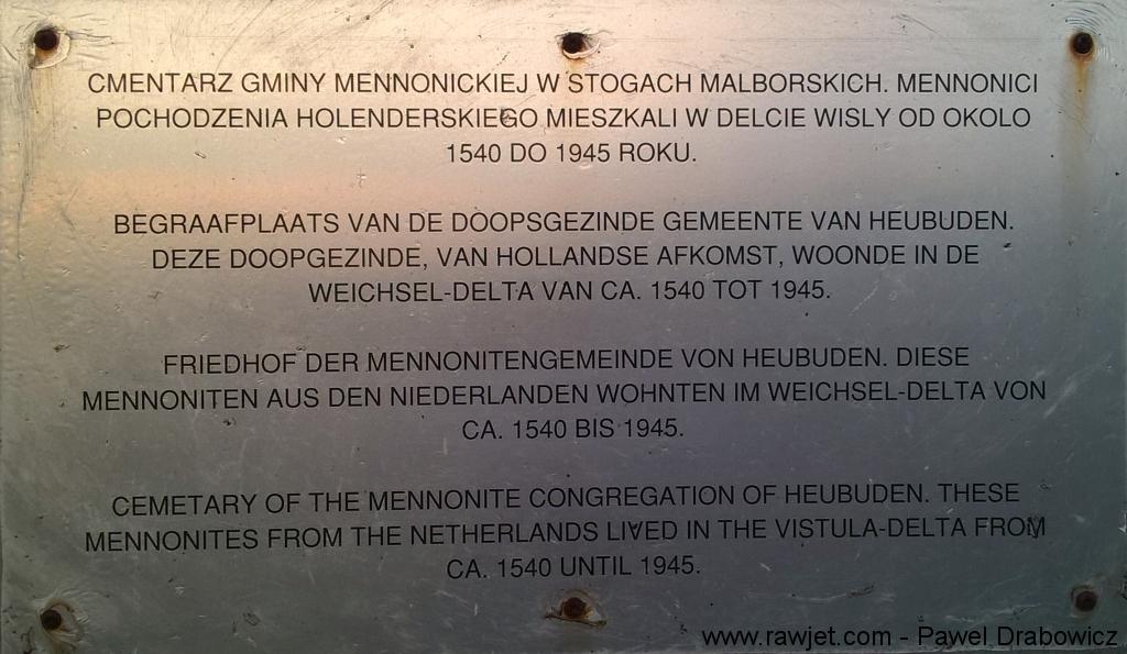 poland-zulawy-szlak-mennonitow-stogi-malborskie-cmentarz-mennonitow